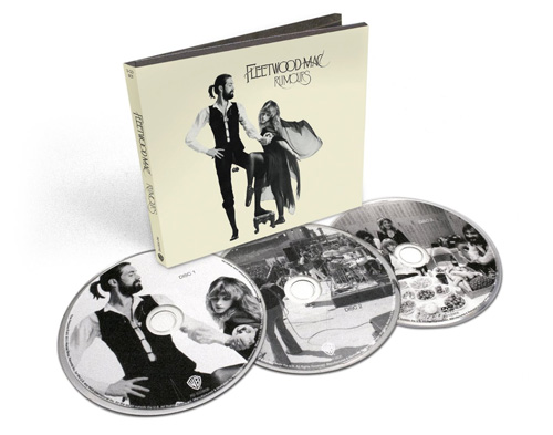 "Fleetwood Mac ""Rumours"" 3-CD Deluxe Edition"