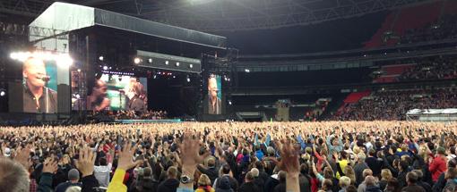 Wembley Stadium June 15 2013